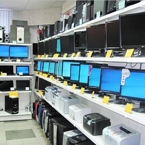 Компьютерные магазины Курганинска