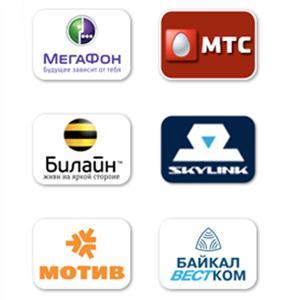 Операторы сотовой связи Курганинска