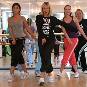 Школы танцев Курганинска