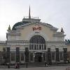Железнодорожные вокзалы в Курганинске