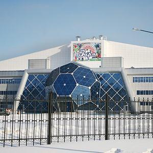 Спортивные комплексы Курганинска