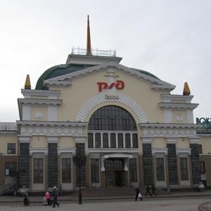 Железнодорожные вокзалы Курганинска